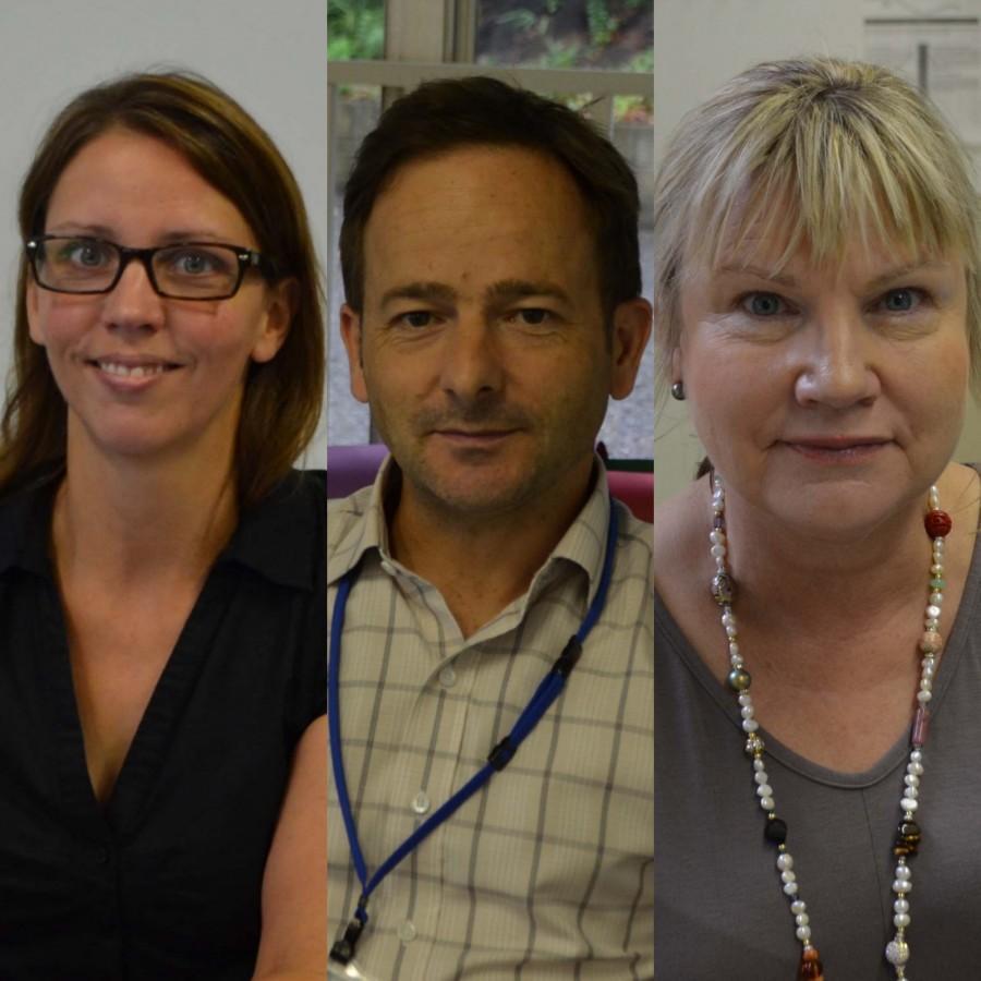 New Teachers at ISSH