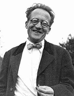 Erwin Schrödinger was a Nobel Prize-winning Austrian physicist.