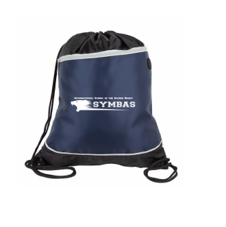 Symbas draw-string bag sells for just 1,000 yen.