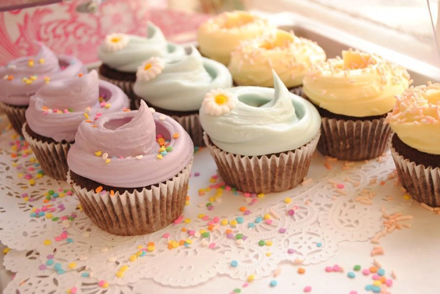 Cupcake Craze in Omotesando