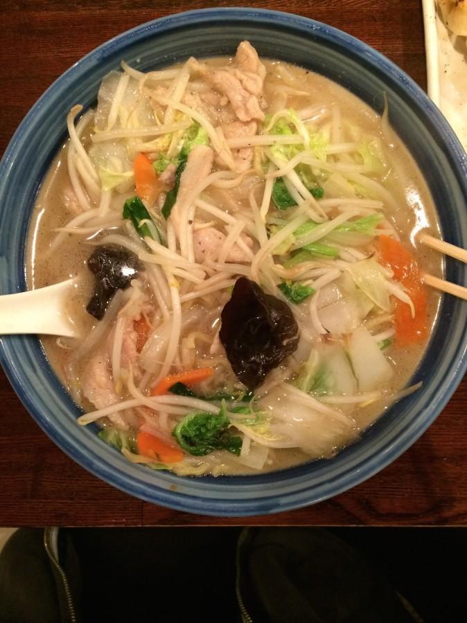Another Bite of Ramen at Hira Takumi