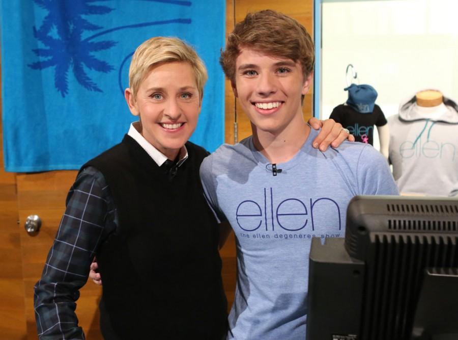 Alex from Target on Ellen