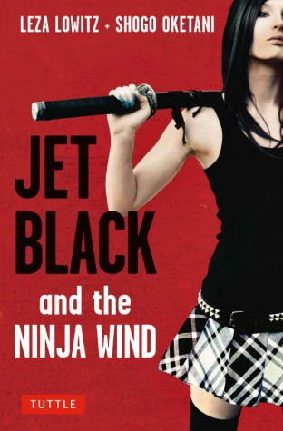 """Leza Lowitz and Shogo Oketani are currently working on the sequel to """"Jet Black and the Ninja Wind""""."""