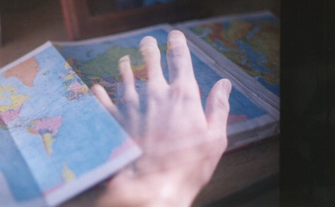 This is you. And this is how close you are from traveling the world. Is college still an option?