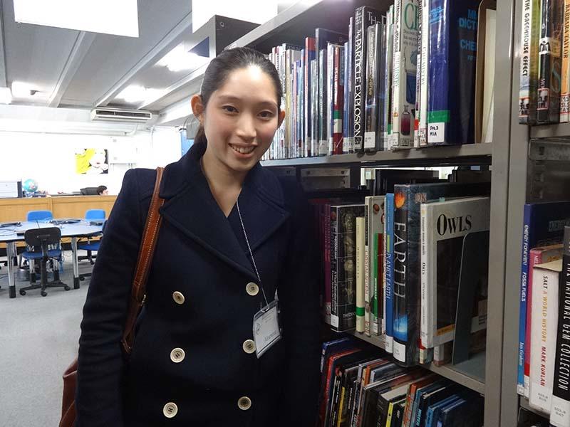 Alumna update: Yuri Kawashima ('11)