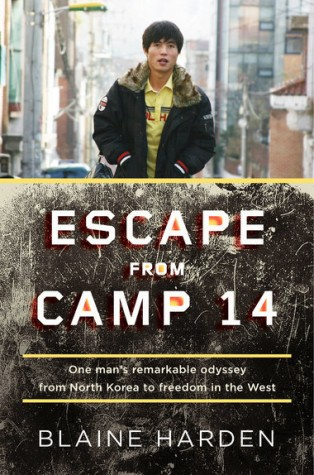 """""""Escape From Camp 14"""" recalled the story of Shin Dong-hyuk's escape from a North Korean prison camp."""
