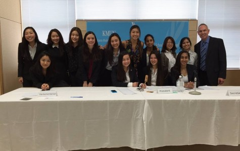 Model United Nations: Not For the Faint Hearted