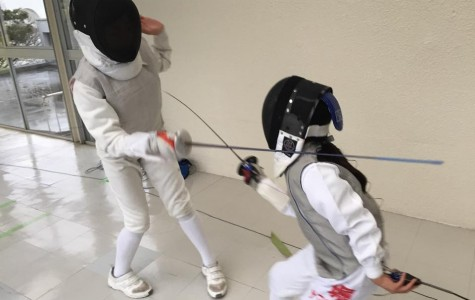 Fencing Lunges Into ISSH