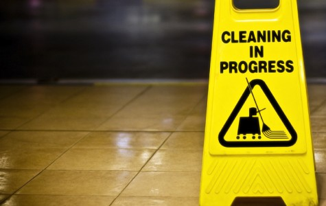 Should High School Students Perform Classroom Cleaning?