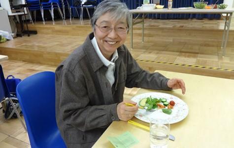 GIN Club Hosts Hunger Banquet