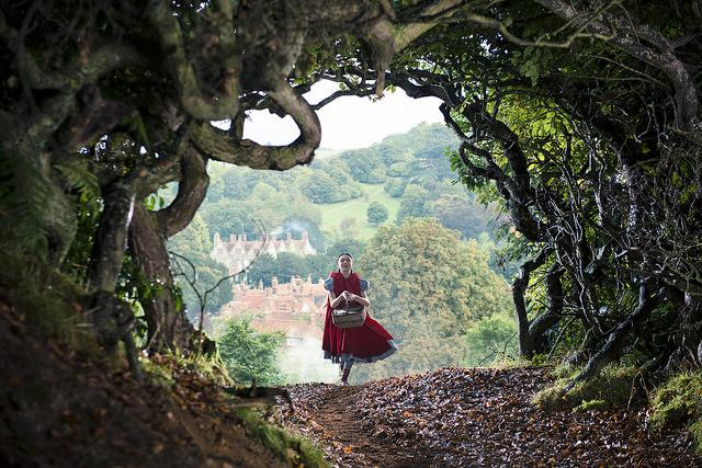 Into the Woods by director Rob Marshall