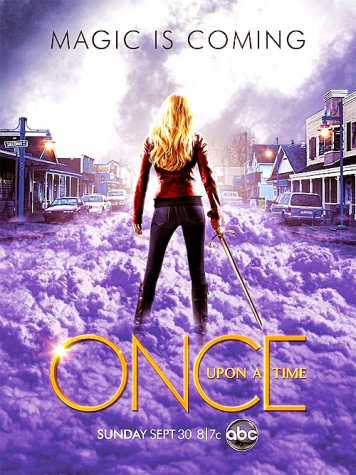 """Once Upon a Time"" tells the story of a new world, one in which fairy-tale legends and modern life collide. Must watch if you like magic (basically everyone)."