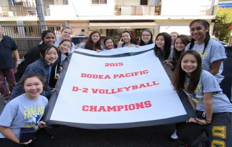 Symbas Volleyball Prevails at Far East 2015