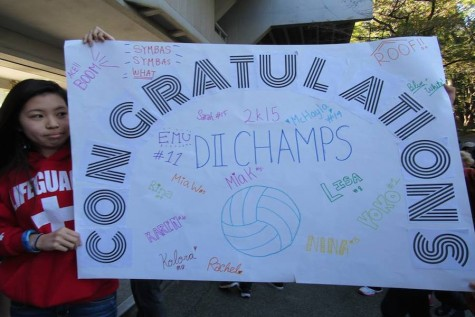 Symbas supporter congratulates D2 Champs