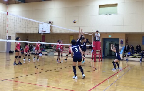 JV Volleyball: The Final Tournament of the Season