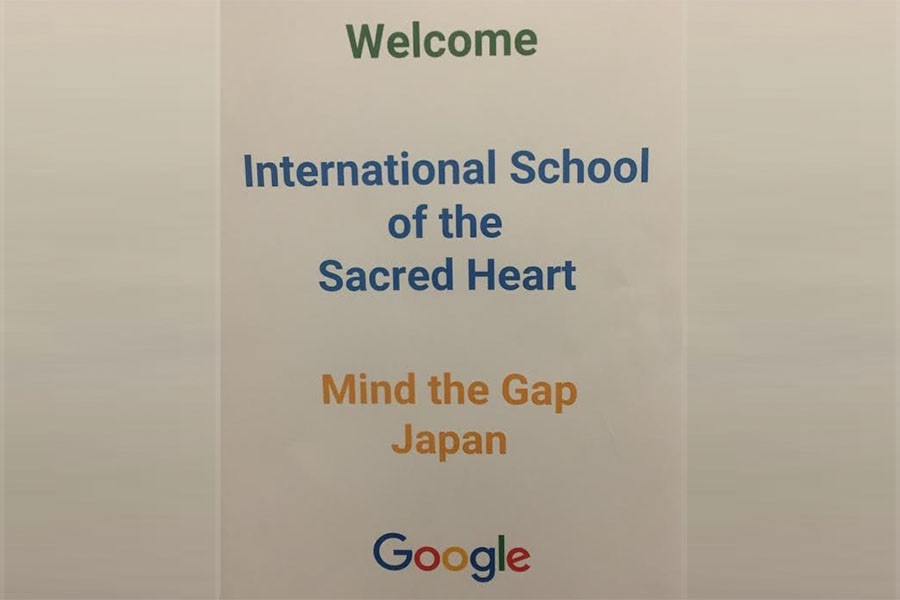 Mind the gap: Google teaches students that gender does not matter