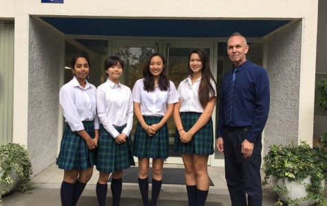 From Hiroo to India: Sacred Heart Delegates Prepare for ILMUNC