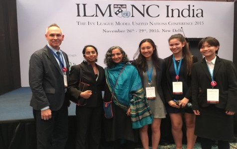 From India to Hiroo: Sacred Heart Delegates Return from ILMUNC