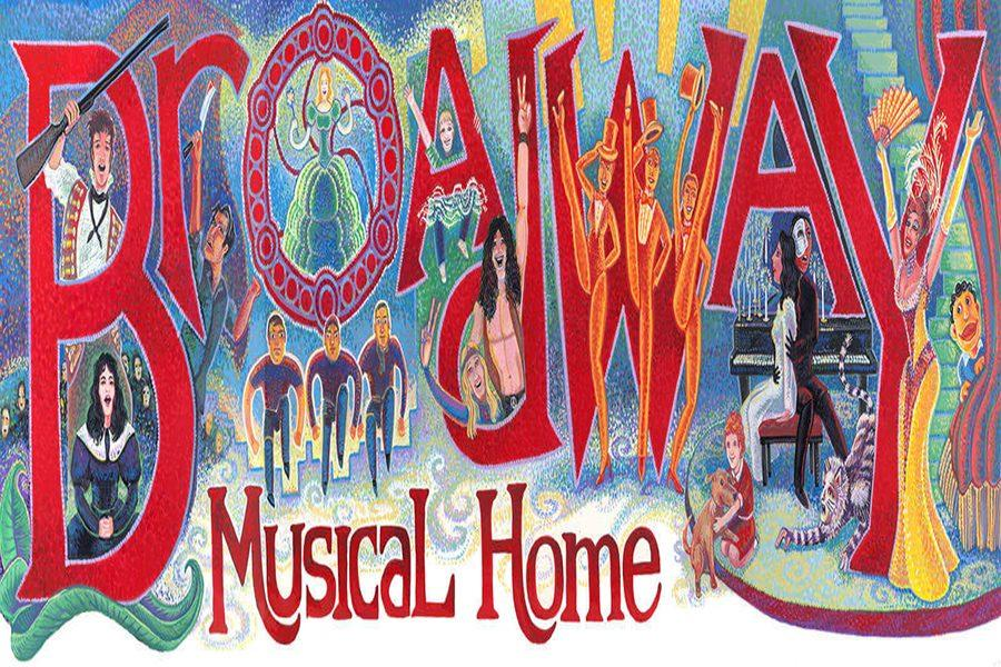 This year's Spring Show theme is Broadway Baby.