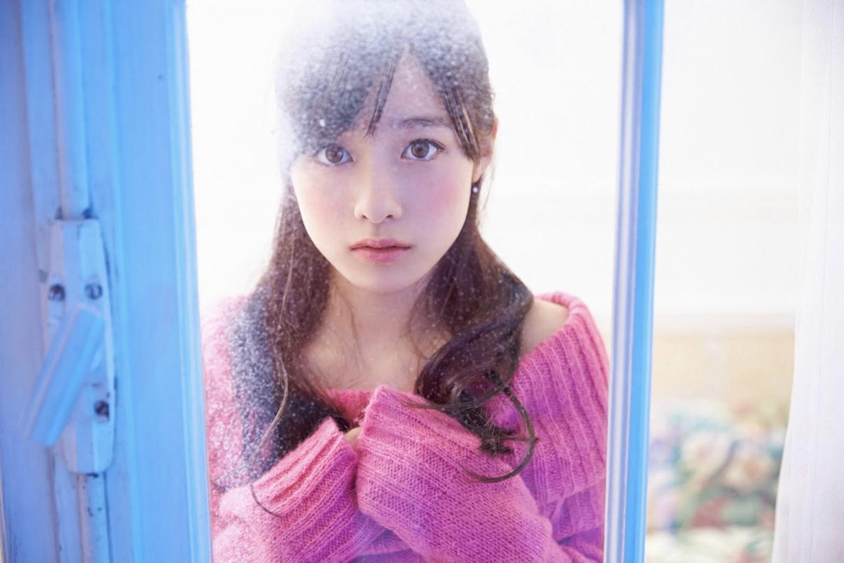 Image of Kanna Hashimoto, a Japanese actress regarded as having high joshiryoku.