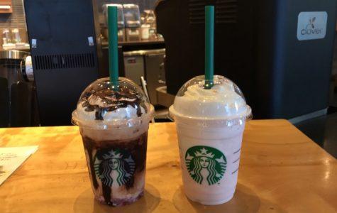 Halloween Starbucks Drinks