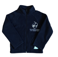 Sacred Heart Fleece Jacket