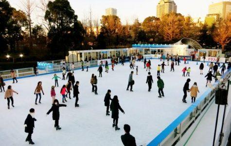 Tokyo Midtown Skating Rink