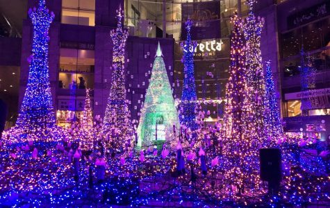 Caretta Shiodome Illumination