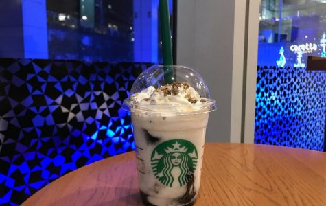 Winter Starbucks Drink: Goma Goma Goma Latte & Frappuccino