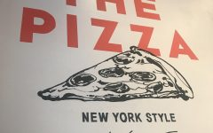 Grab a Slice at: The Pizza!