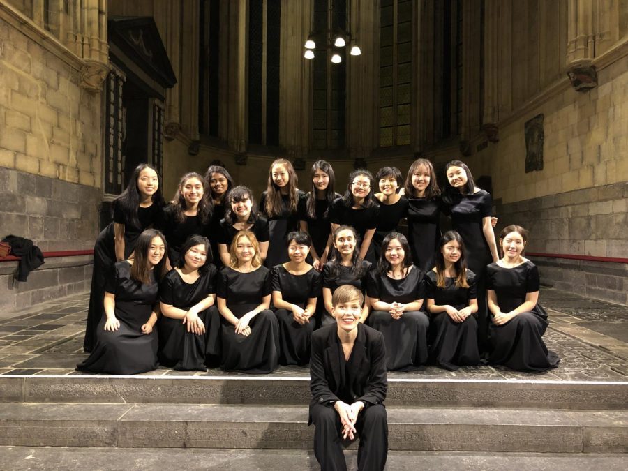 Going Beyond Music: Vocal Ensemble in the Netherlands