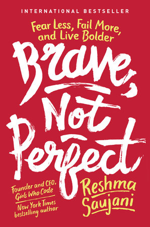 How to be 'Brave, Not Perfect'