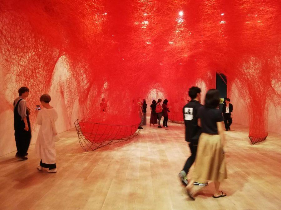 Chiharu Shiota: The Soul Trembles