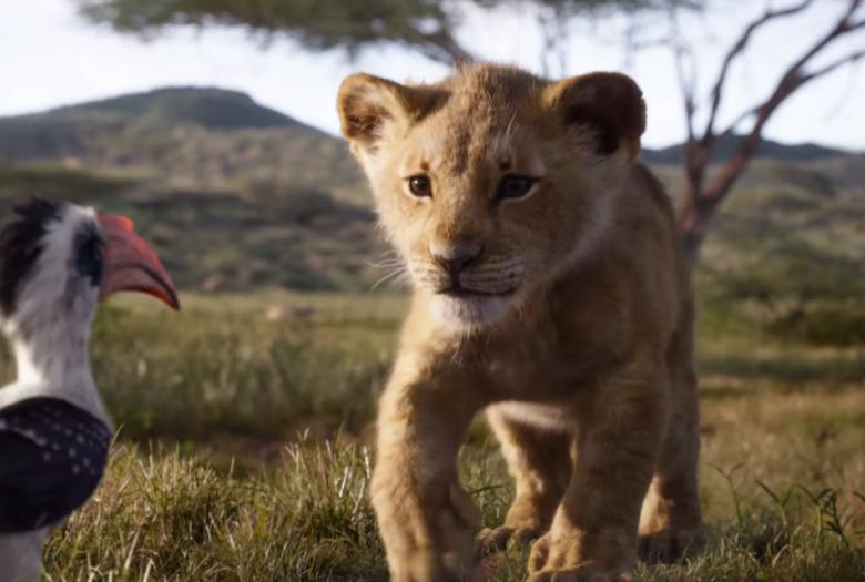 Live action 'Lion King'