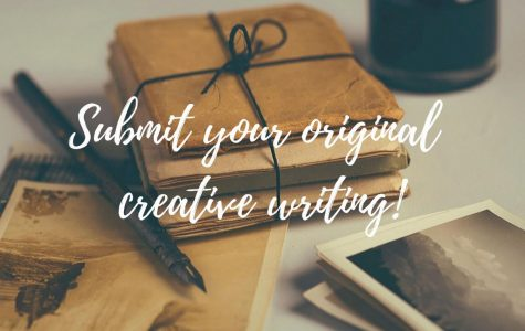 Creative writing column notice