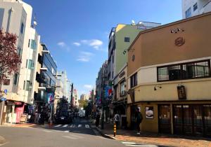 Welcome to Hiroo: Sacred Heart's Neighborhood