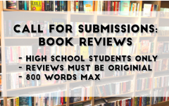 Wanted: book reviews