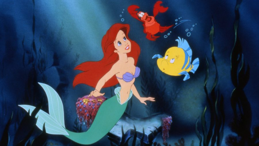 Classic+Arial+from+the+animated+%27Little+Mermaid%27.