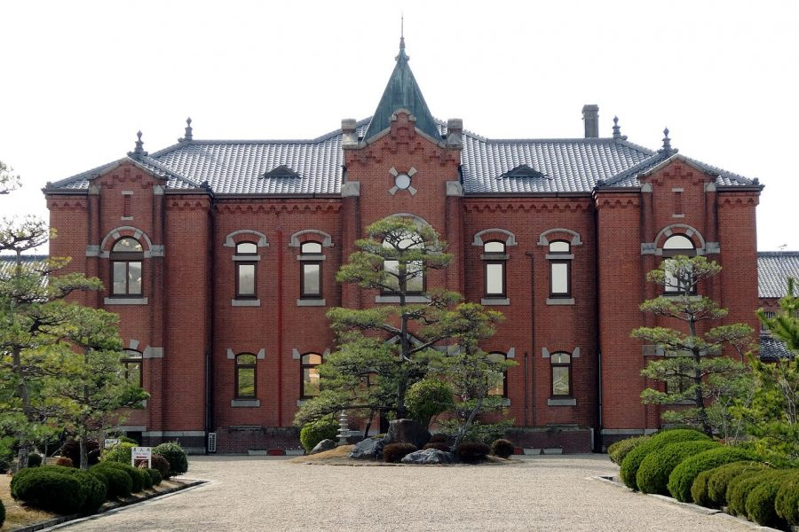 Japan maintains six juvenile prisons like the one above and 49 reformatories. The photo above is of the Nara Juvenile prisons which used to be one of the five major prisons constructed during the Meiji period and was active until 2016.