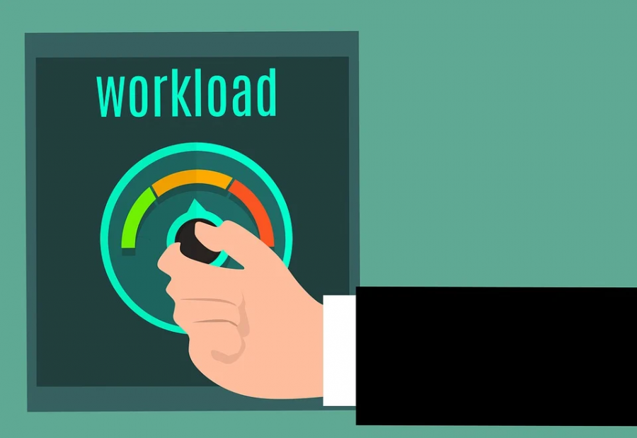 E-learning workload
