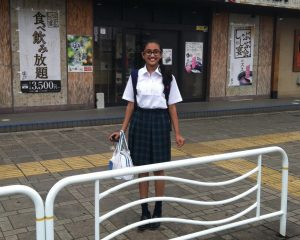 Harshi (Class of 2020)