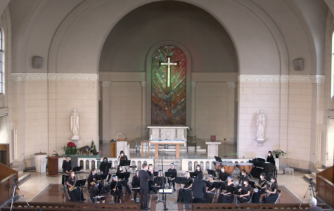 Limited Practices and Virtual Concerts for the Orchestra/Band