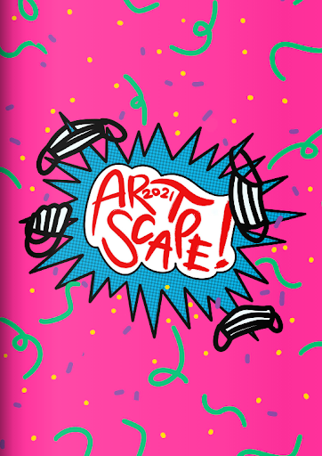 Artscape: An Art Gallery in Your Own Home