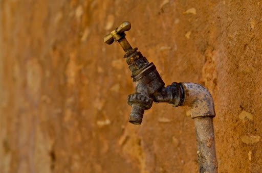 A tap that has run dry. (Source: Image from Unsplash by Jouni Rajala)