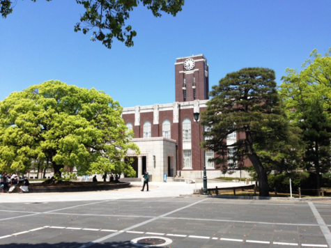 Kyoto University is one of few universities in Japan that have English taught courses that start in September.