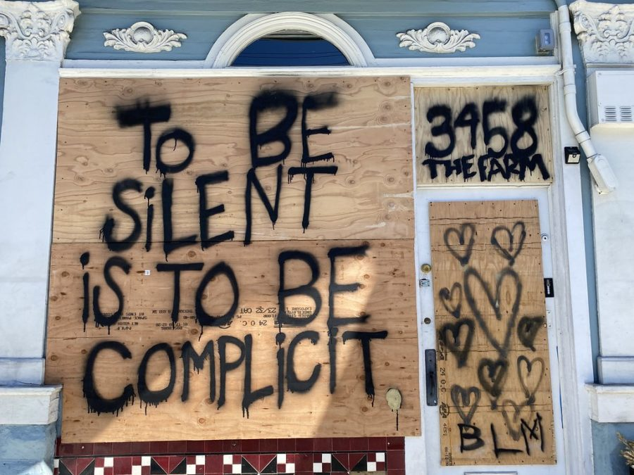 Echo-chambers of online activism are drowning out voices